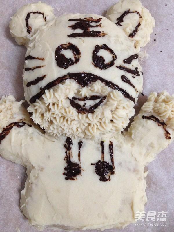巧虎造型米糕怎样炖