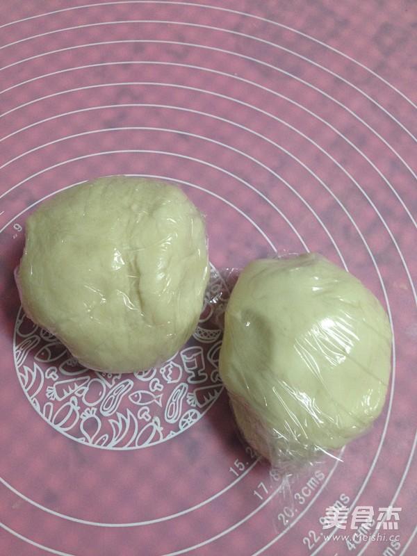 豆沙菊花酥的家常做法