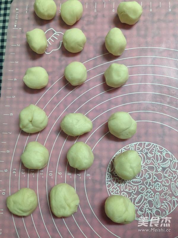 豆沙菊花酥的简单做法