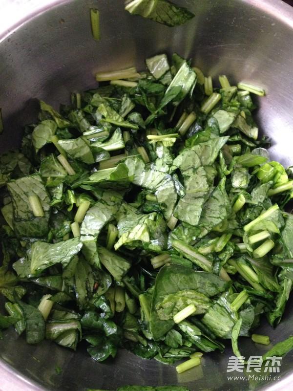 菠菜疙瘩的简单做法