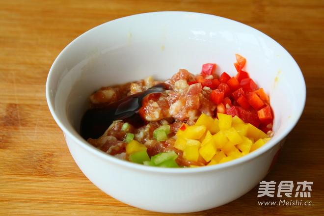 肉末蒸鸡蛋豆腐的简单做法
