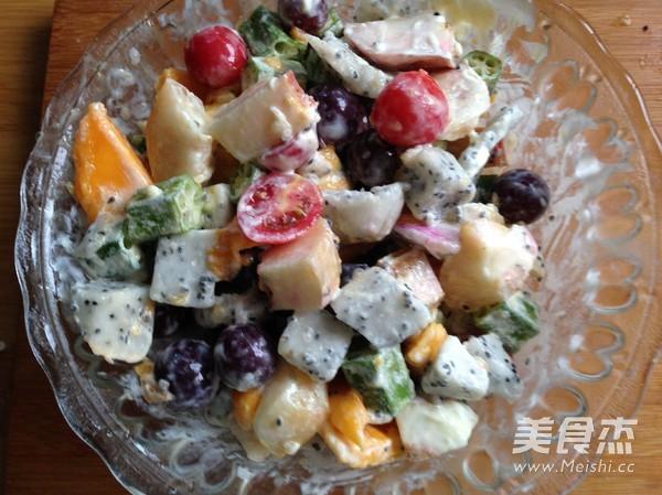 果蔬沙拉怎么煮