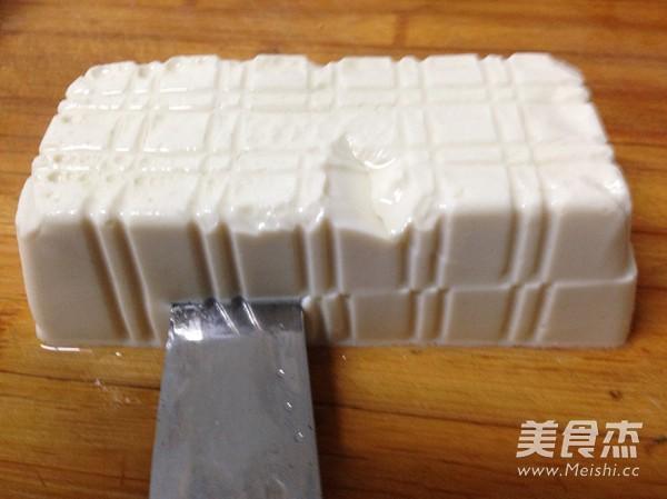 五彩豆腐羹怎么吃