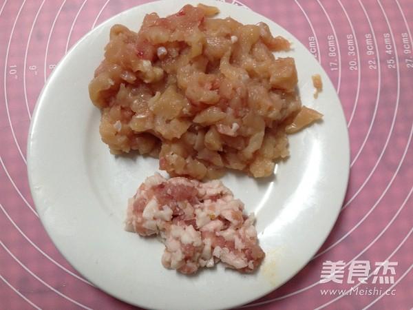 咖喱鸡肉月饼的简单做法