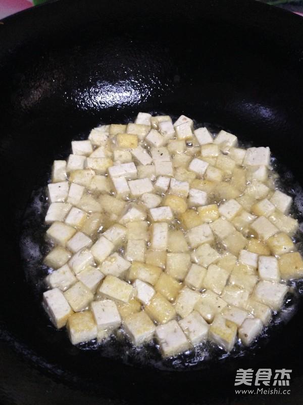 雪菜肉丝面怎么做
