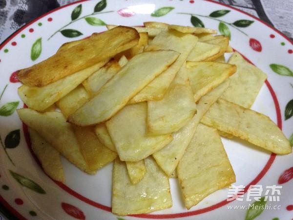 腊肉干锅土豆片怎么煮