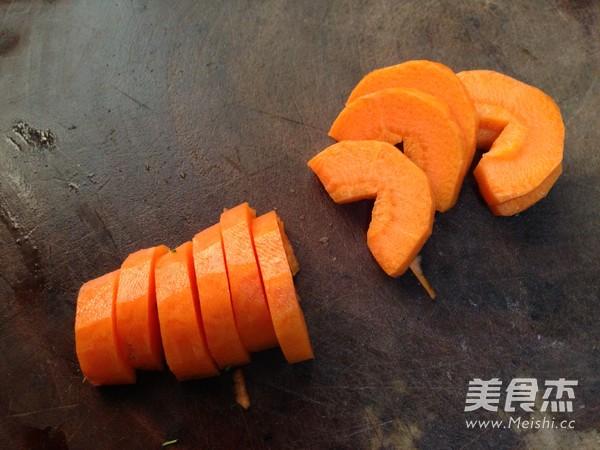 西兰花炒虾仁的简单做法
