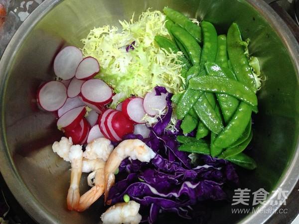 什锦拌菜怎么煮