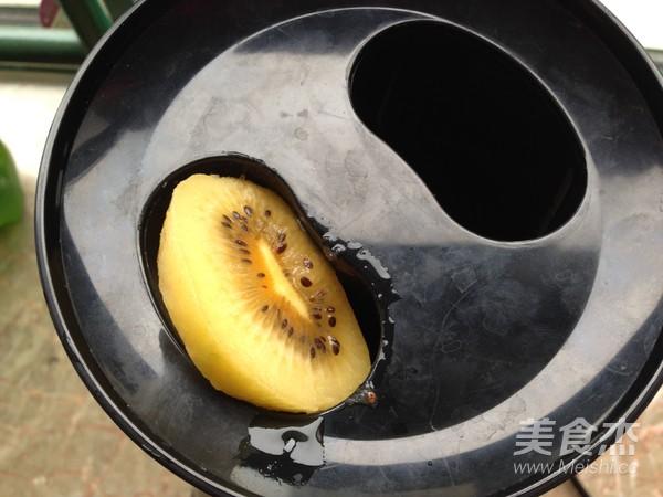 猕猴桃黄瓜汁怎么炒