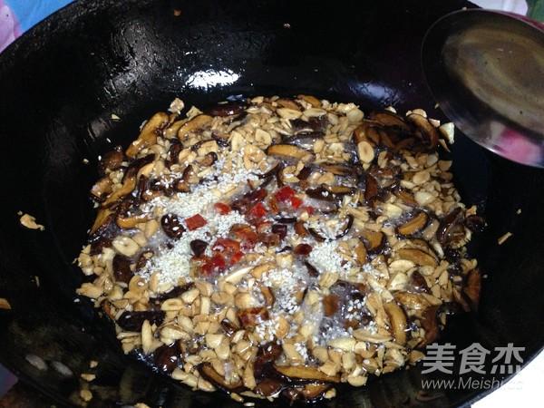 香菇菌子油怎样炒