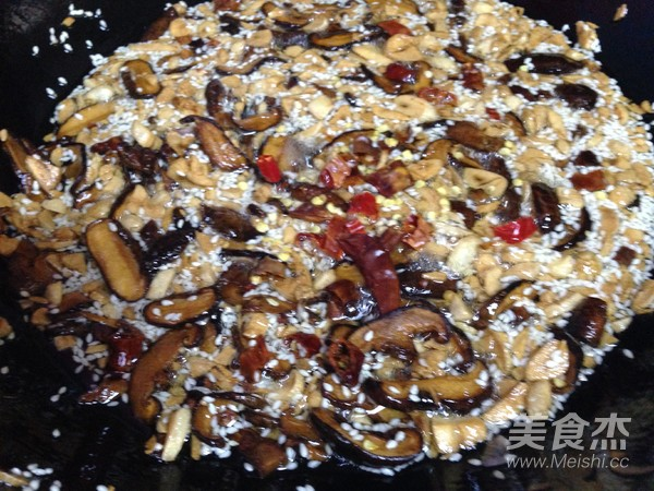 香菇菌子油怎样煮