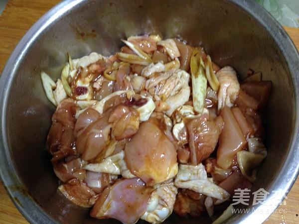 霸王超市/麻辣仔鸡的简单做法