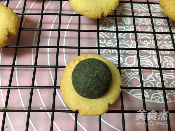万圣节搞怪——蜘蛛饼干的制作