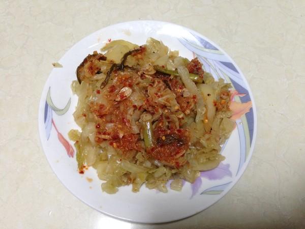 辣白菜什锦炒饭的简单做法