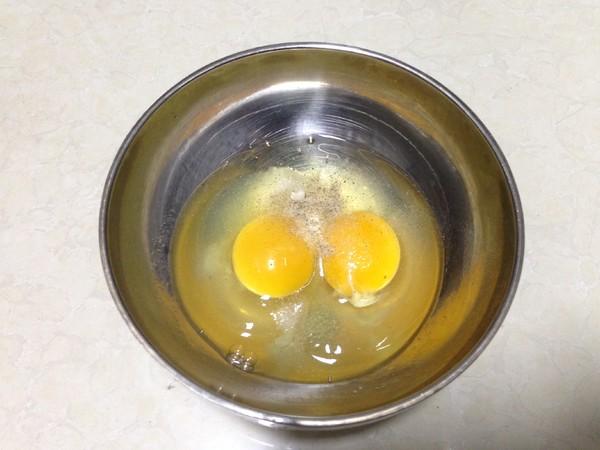 蛋香米饼怎么做