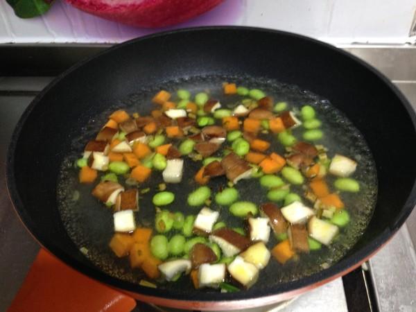 鸡蛋豆腐四鲜羹怎样做