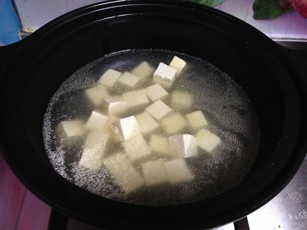 丝瓜豆腐汤怎样煸