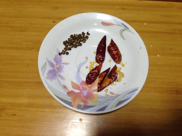 腊味酱香鱼籽的家常做法