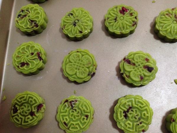 蔓越莓豌豆糕怎样做