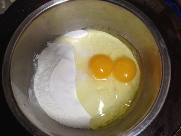 艾草火腿鸡蛋饼怎么吃