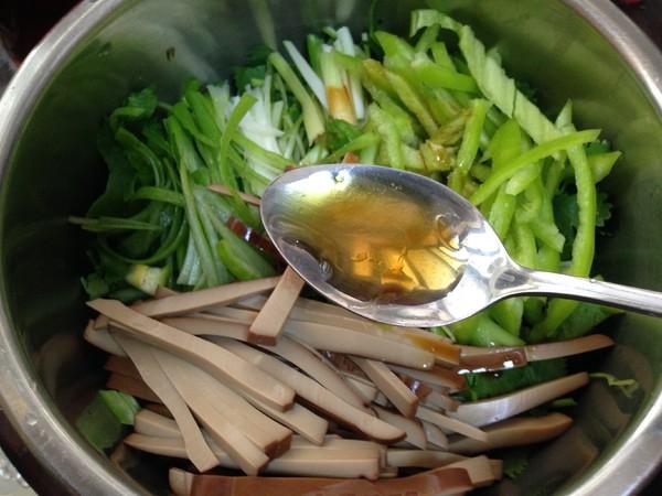蛋干拌香菜怎么煮