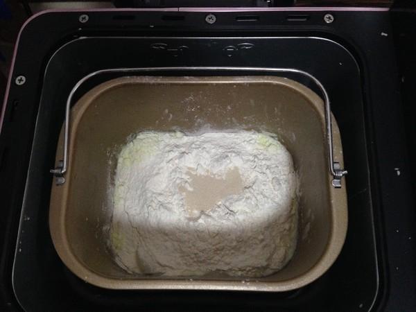 德国方形面包的做法大全