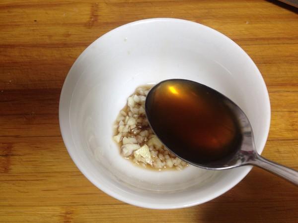 凉拌枸杞叶怎么做