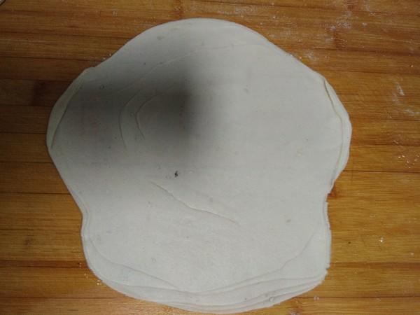 饺子皮版金丝饼怎么做