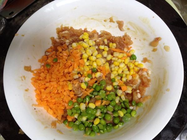 鸡肉玉米蒸蛋怎么做