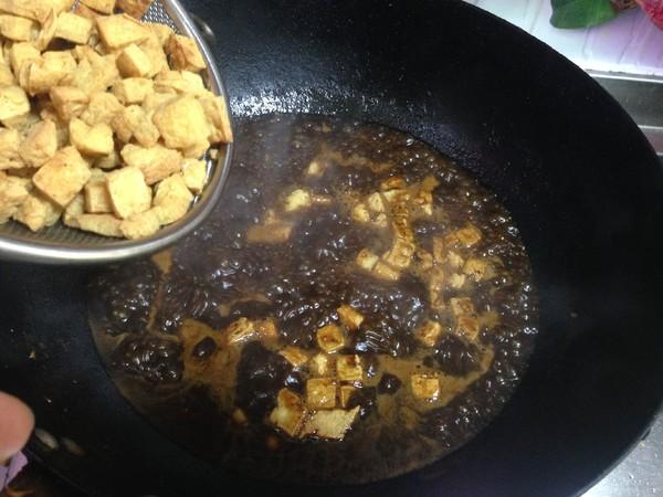 豆腐丁鸡蛋酱怎样做