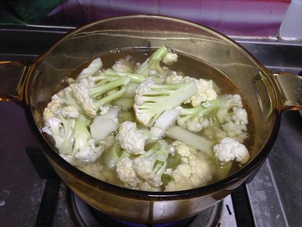 花菜炒肉片怎么做