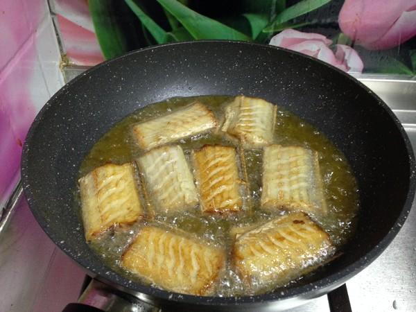 干煎带鱼怎么煮