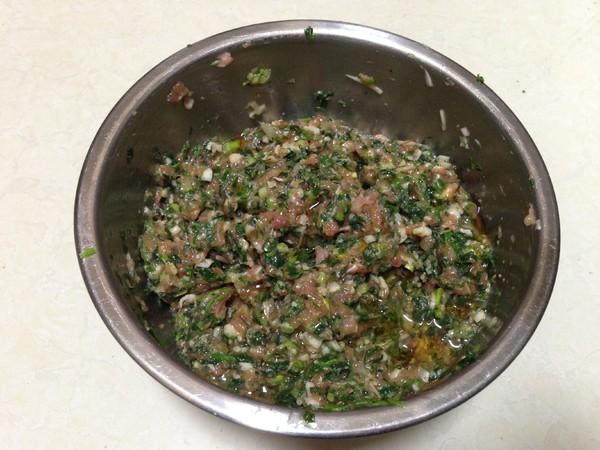 红油荠菜猪肉馄饨怎么炒