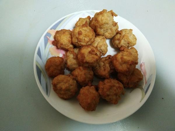 茄子金针菇肉丸煲的家常做法