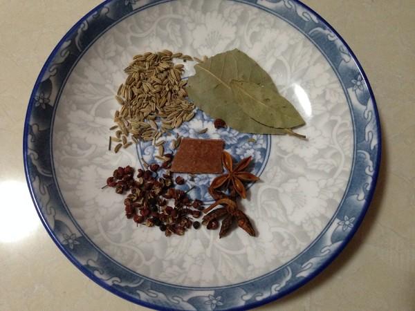 水煮五香花生米的做法图解