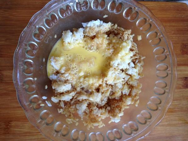 海苔肉松大米饼的简单做法