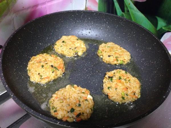 海苔肉松大米饼怎么炖