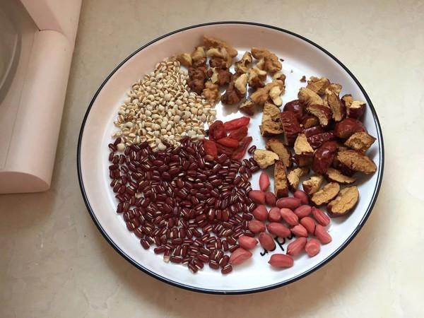 红豆薏米养生浆的做法大全