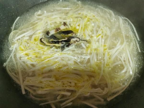 酸汤虾仁汤面怎么做