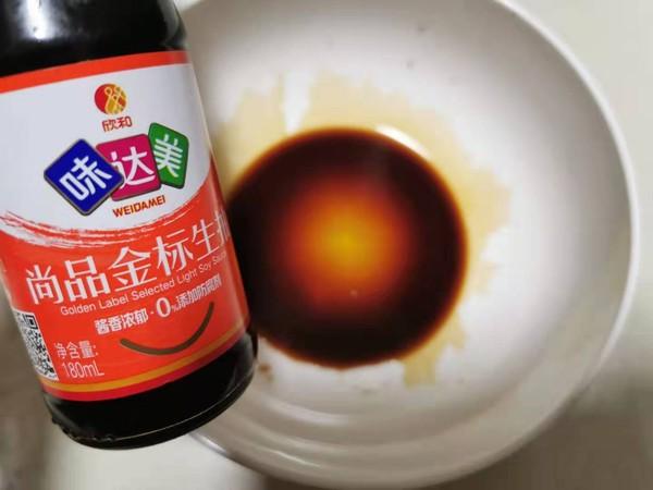 酸汤虾仁汤面的做法图解
