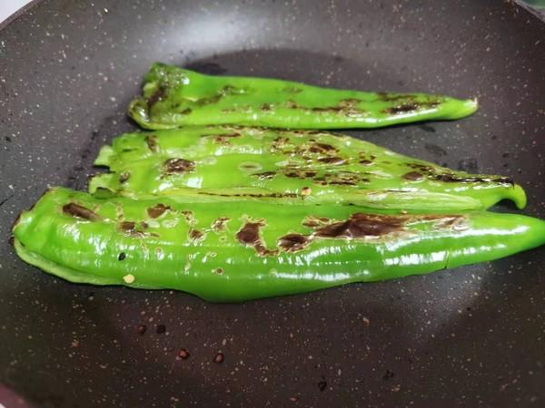 虎皮尖椒鹌鹑蛋怎么做