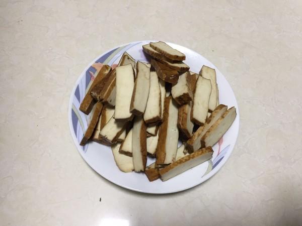 芹菜炒香干的做法大全