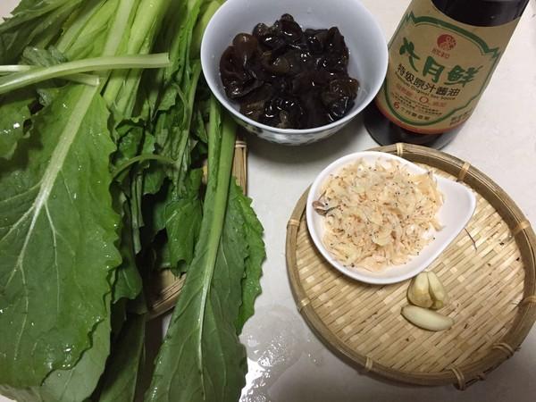 虾皮小白菜的做法大全