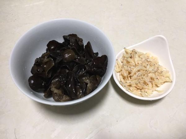 虾皮小白菜的做法图解