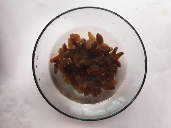 葡萄干红枣醋的做法图解