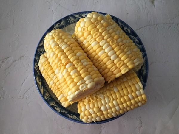奶油玉米的做法图解
