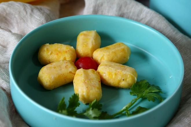 玉米鲜虾肠怎么做