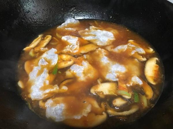 番茄水煮虾片汤怎样做