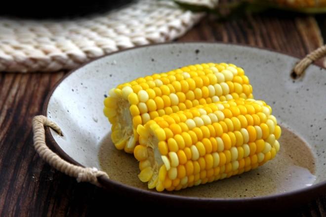 奶油玉米怎么做