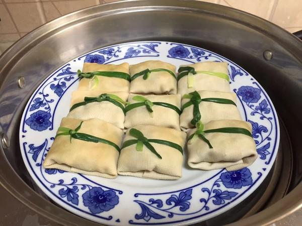 四喜豆腐包怎样煸